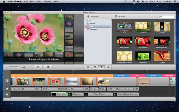 Photo Theater for MAC截图1