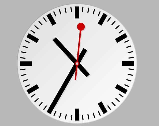 Swiss Clock截图1