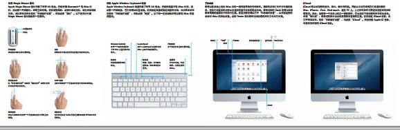 苹果iMac电脑说明书