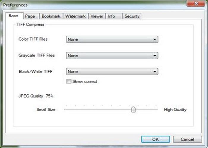 Opoosoft TIFF To PDF ( GUI + Command Line )截图2