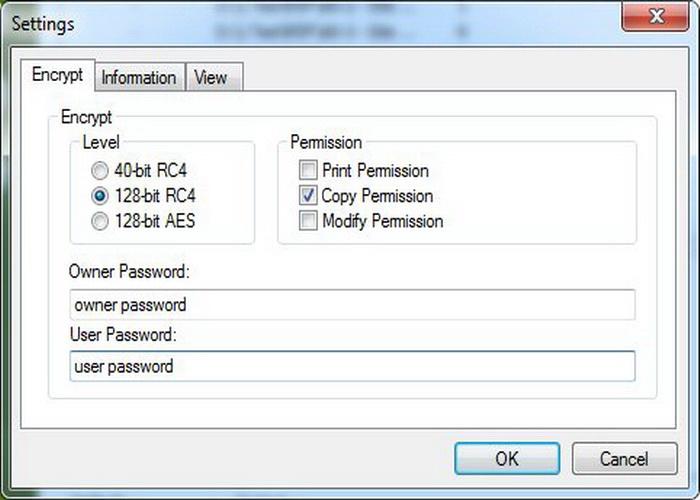 Opoosoft PDF Encrypt截图2