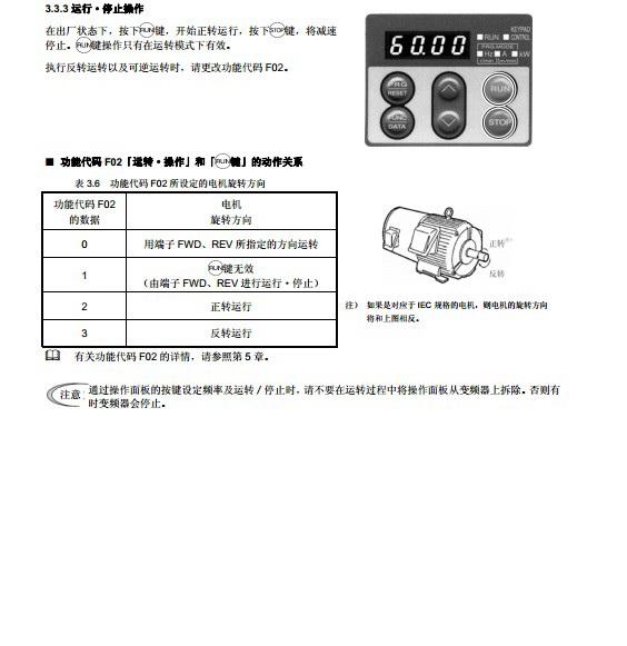 富士FRN22F1E-4C变频器说明书截图2
