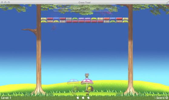 Crazy Toad For Mac截图1