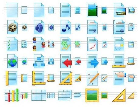 Paper Icon Library截图1