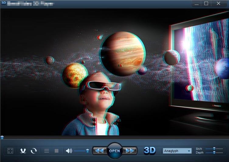 IQmango 3D Video Player截图1