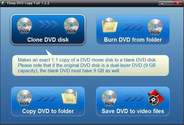 IQmango DVD Copy截图1