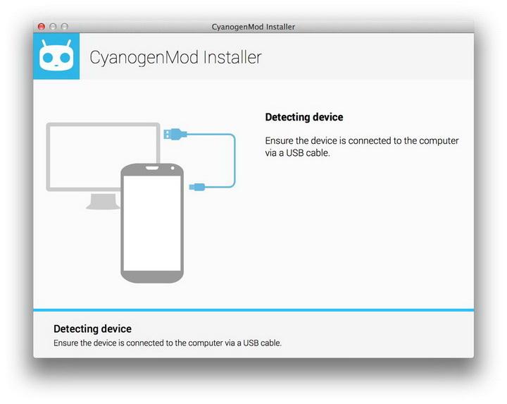 CyanogenMod for MAC