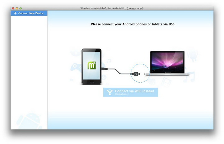 MobileGo Android Pro for MAC截图1