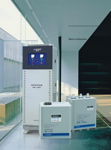 鸿宝HBR1-Z-30KW电机软启动器说明书截图1