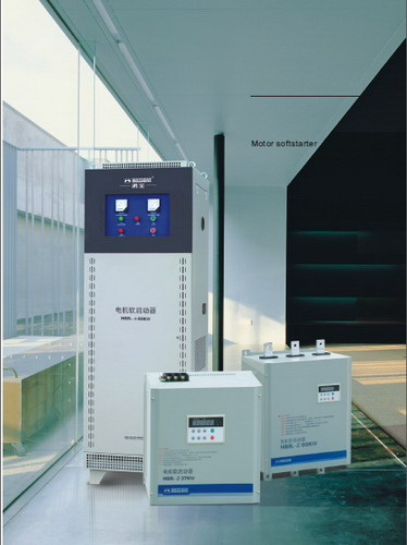 鸿宝HBR1-S-400KW电机软启动器说明书截图1