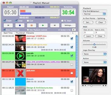 OnTheAir Video Express For Mac截图1