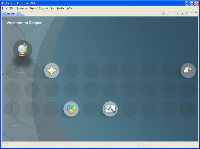 Eclipse IDE for Java and DSL Developers截图1