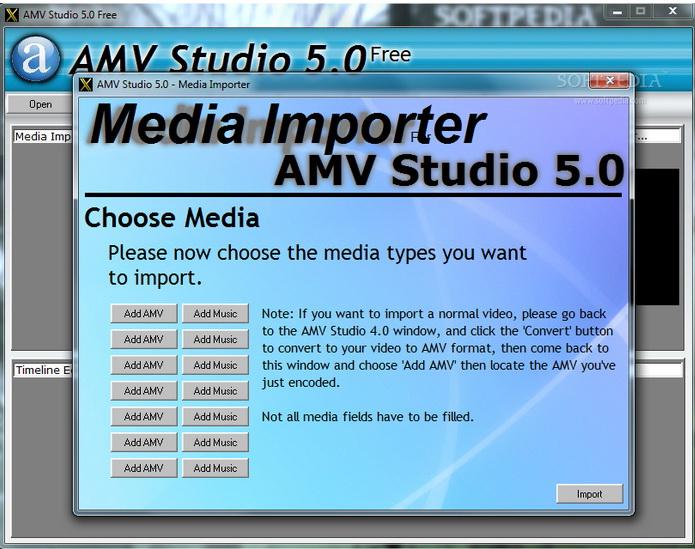 AMV Studio截图1