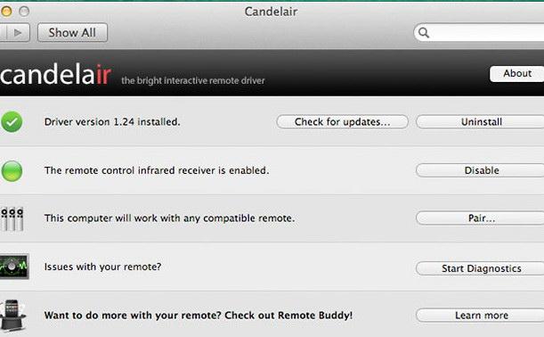 Candelair For Mac截图1