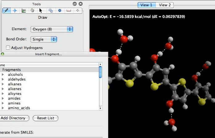 Avogadro For Mac