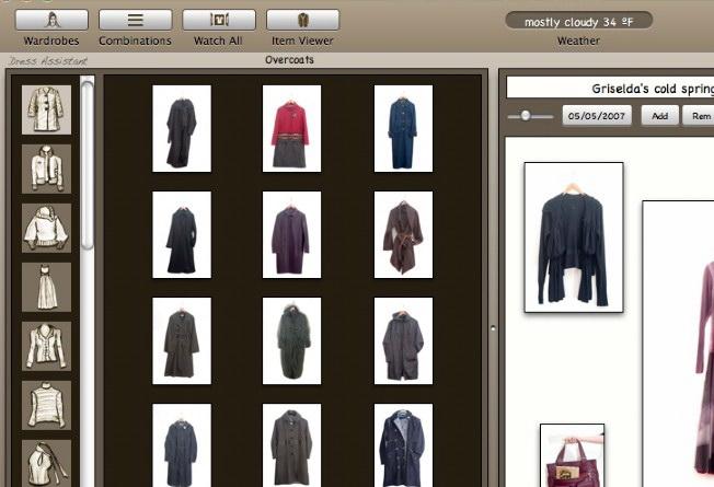Dress Assistant For Mac截图1