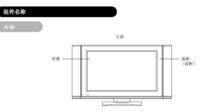 日立液晶电视32LD7900TC型使用说明书截图2