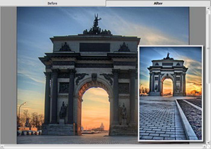 AKVIS HDRFactory Plugin For Mac
