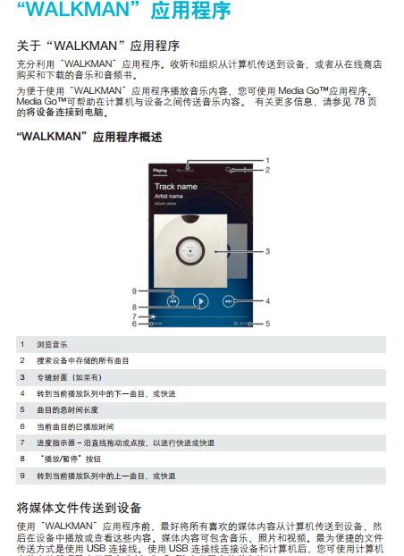 索爱S36h手机使用说明书截图2