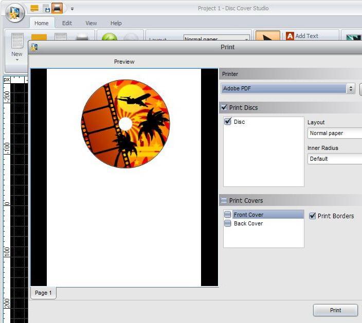 Soft4Boost Disc Cover Studio截图2