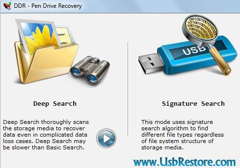 USB Restore截图1