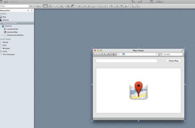 Xojo Pro For Mac截图1