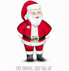 Santa Countdown截图1
