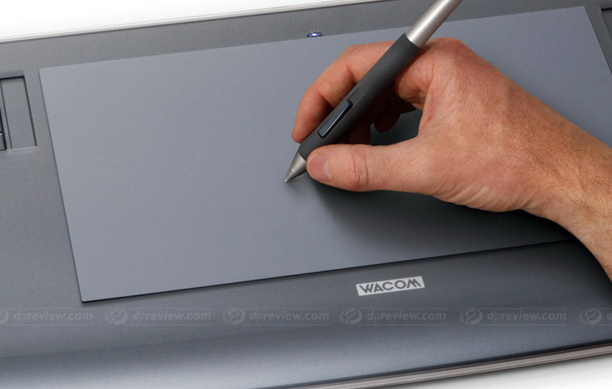 Wacom Tablet Driver For Mac