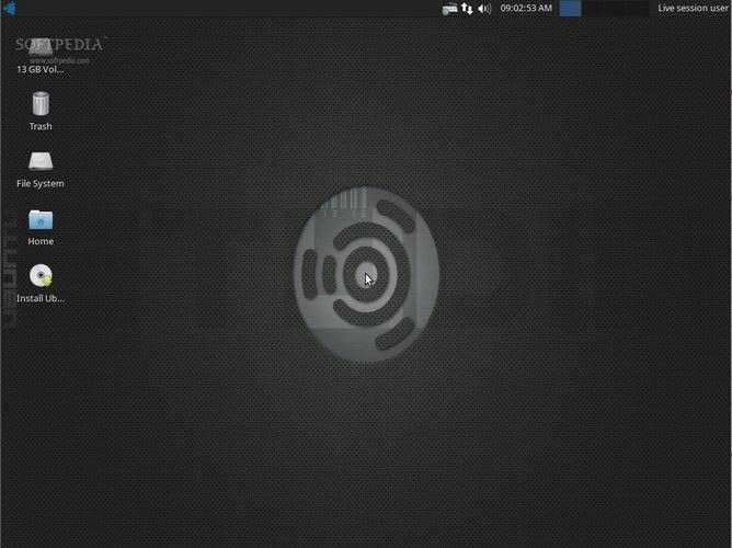 Ubuntu Studio截图1