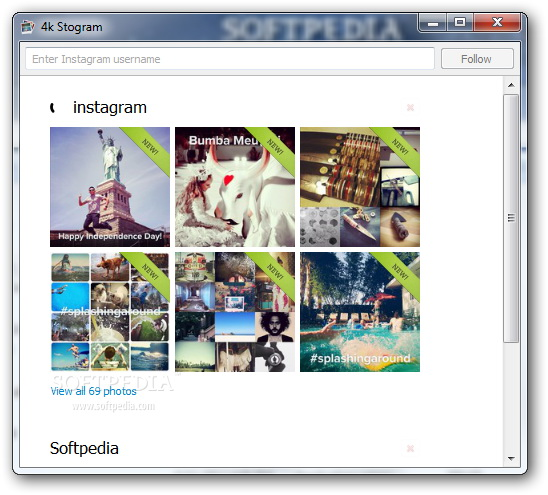 4k Stogram Portable For Linux x64截图1