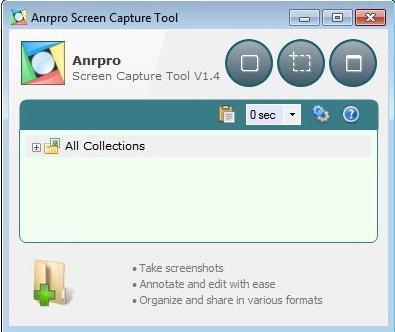 Anrpro Screen Capture Tool截图1