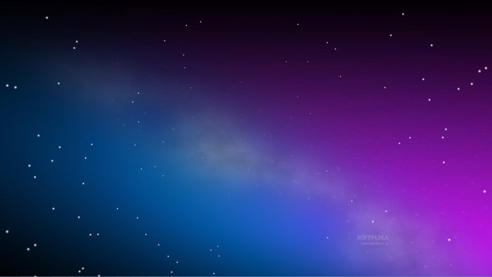 Animated Starfield Desktop Wallpaper截图1