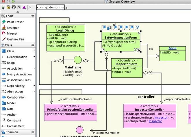 Visual Paradigm for UML截图1