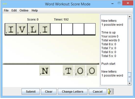 Word Workout截图1