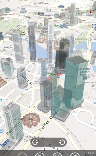 谷歌地图 For WP截图1