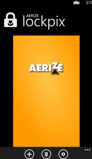 Aerize LockPix For WP截图1