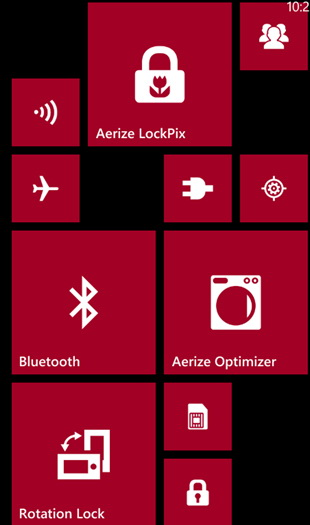 Aerize Battery Saver For WP截图1