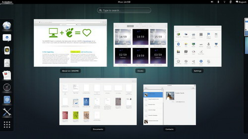 GNOME Shell Extensions For Linux截图1