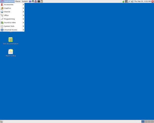 Tails For Linux截图1