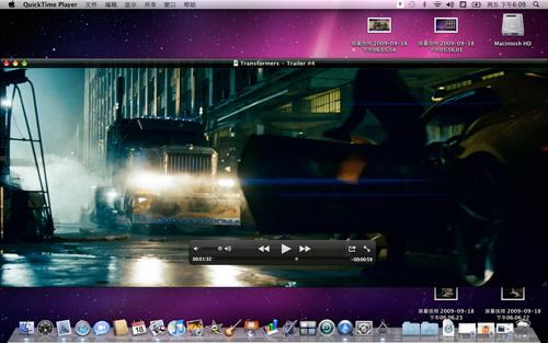雪豹操作系统(SnowLeopard)For Mac截图1