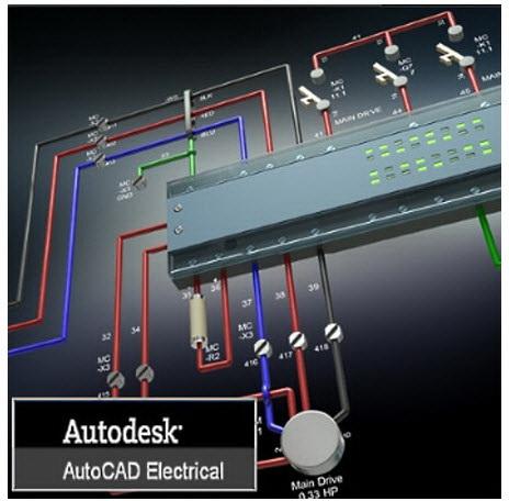 AutoCAD Electrical截图1