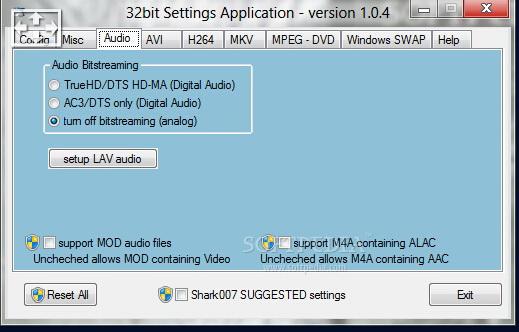 STANDARD Codecs for Windows 7/8/10截图1