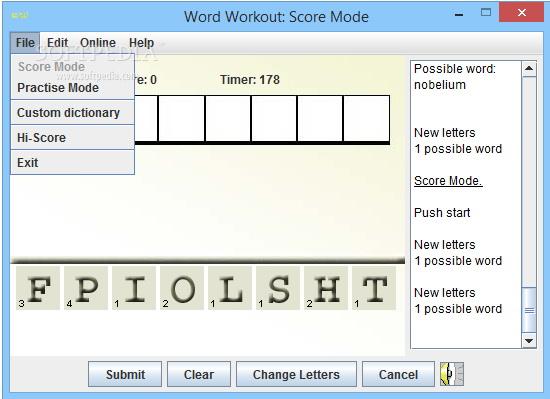 Word Workout截图2