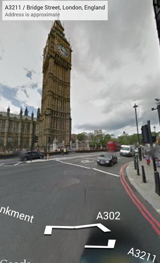 谷歌地图 For WP截图2