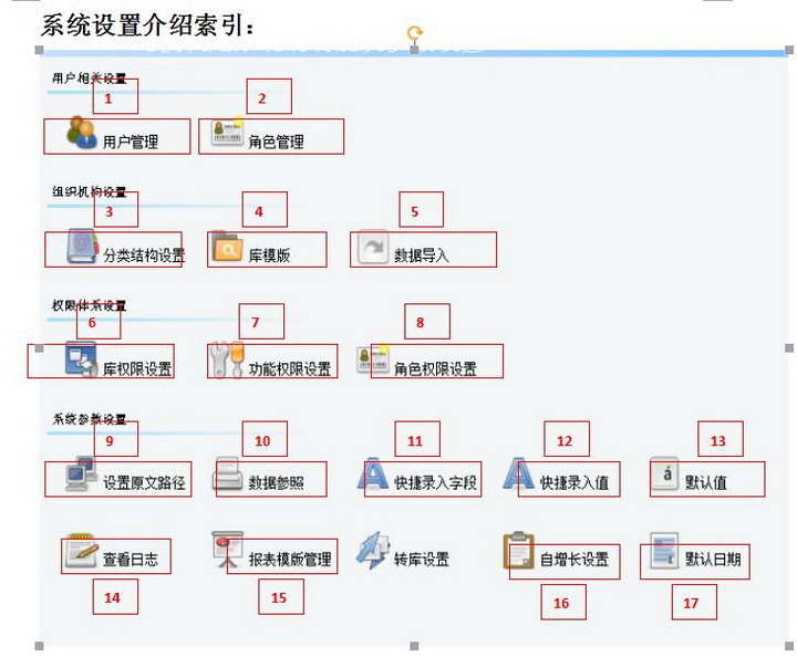 车辆档案管理软件截图2