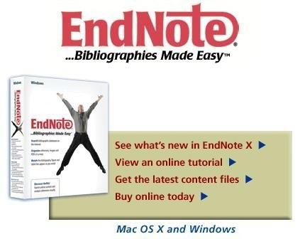 Endnote截图1