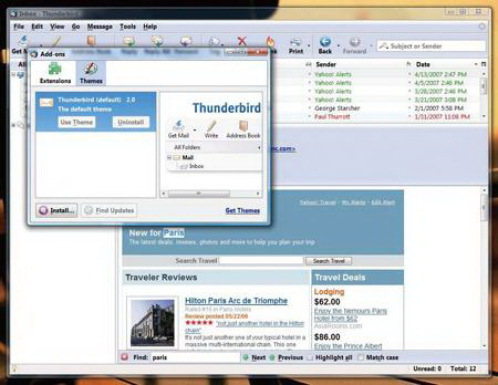 Mozilla Thunderbird(邮件客户端) for MAC 中文版截图1