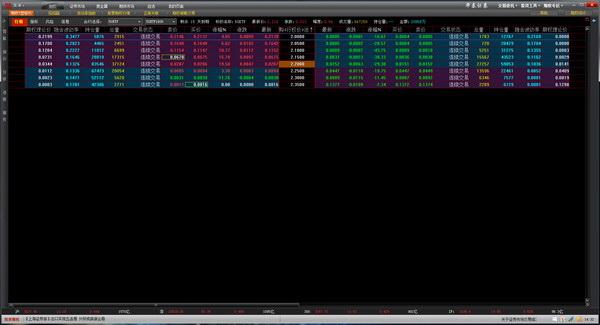 华泰证券衍生品交易系统截图2