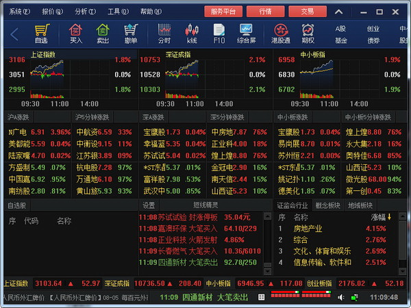 华安证券投资赢家截图2