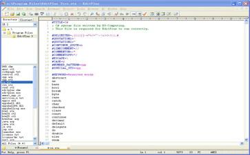EditPlus截图2